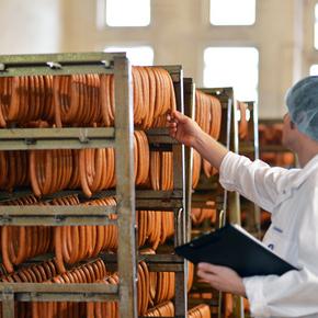 Transportbehälter für Lebensmittelindustrie